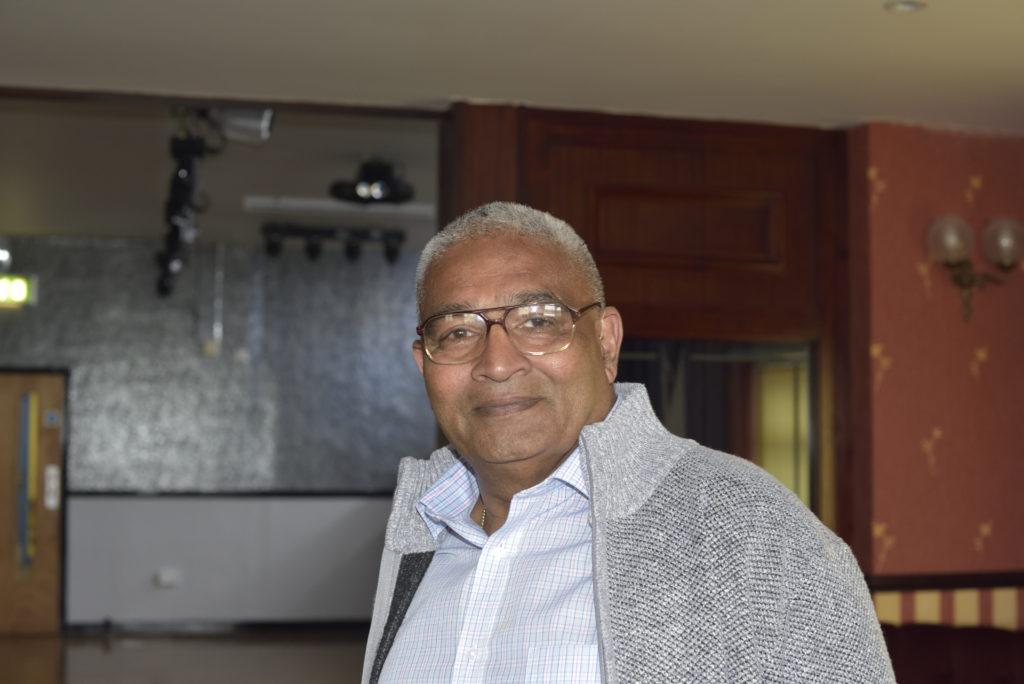 Pat Patel interview (part 1)